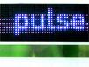 interactive videoinstallation pulskurve, telematique